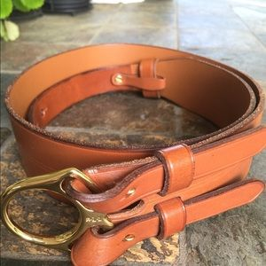 Ralph Lauren Ladies belt - M